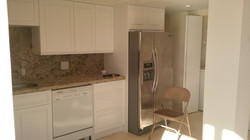 Raised panel kitchen