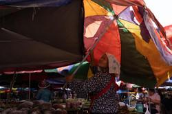Le marché du matin