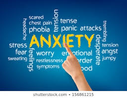 Anxiety - has it caught you