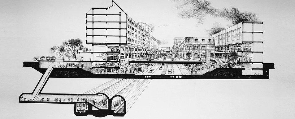 1 MARJANISHVILI Rekonstruktion 1982 Sket