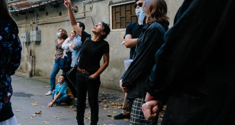 13. Tour participants, photography by Gi