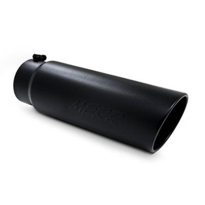 """MBRP #T5125BLK 18"""" Length 5""""-6"""" Black Tip"""
