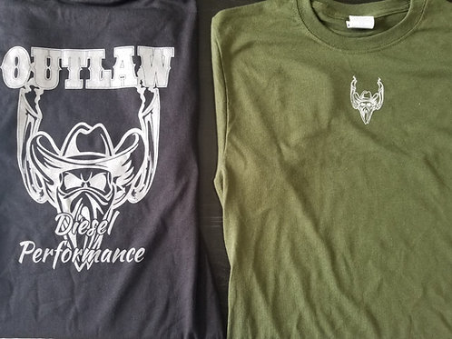 Outlaw Diesel Short Sleeve T Shirt