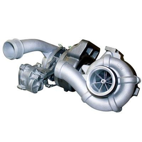 BD-POWER 1047081 COMPOUND TURBO UPGRADE