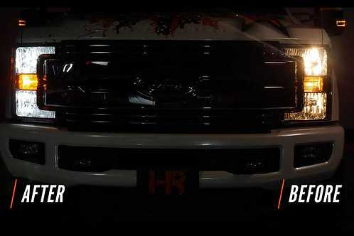 2017-2019 Ford Super Duty Ultra 2 LED Headlight Bulbs