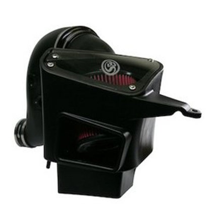 S&B FILTERS COLD AIR INTAKE KIT (DRY FILTER) 75-5047D