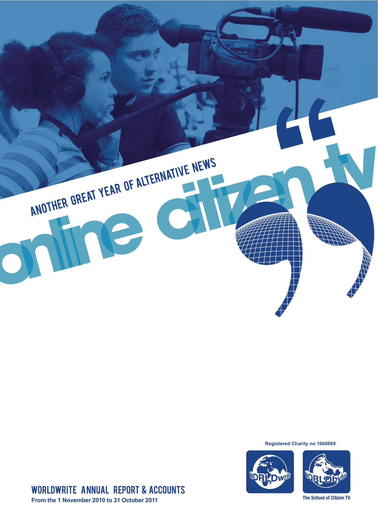COVER Annual report2011