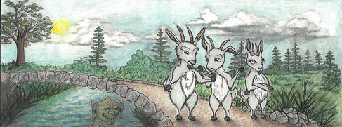 The Three Billy Goats Gruff the Musical