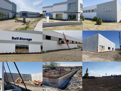 Abington Emerson and Joint Venture Partner Complete Construction of 150,000sf Self-Storage Facility