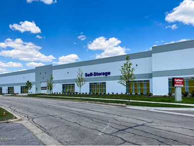 Abington Emerson Sells Recently Completed Self-Storage Facility in Chicago Suburb