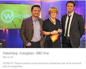Autoglass Watchdog Report
