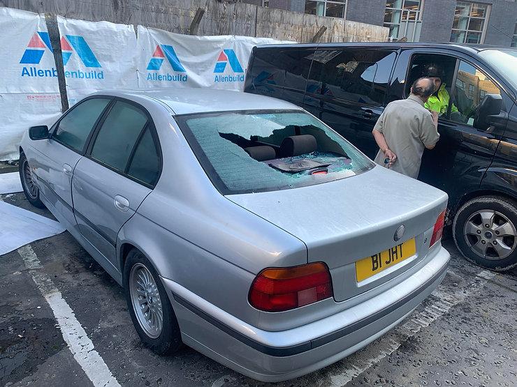 BMW Rear Window Replacement By My Car Gl