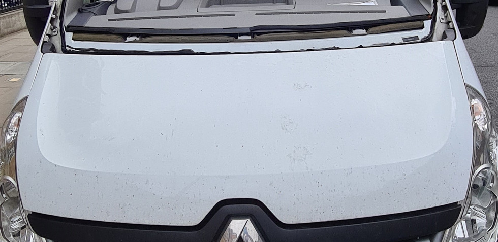 Ambulance Windscreen Replaced For The Gr