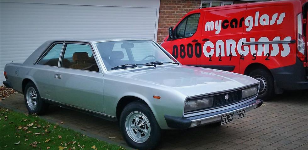 Fiat 130 Coupe 1969 - 1977  Windscreen R