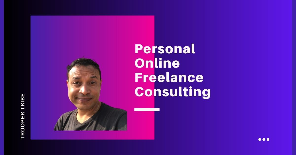 1-ON-1 Consulting Session