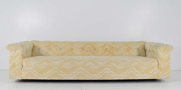 Edward Wormley for Dunbar Party Sofa Model 5407 - Pair Available