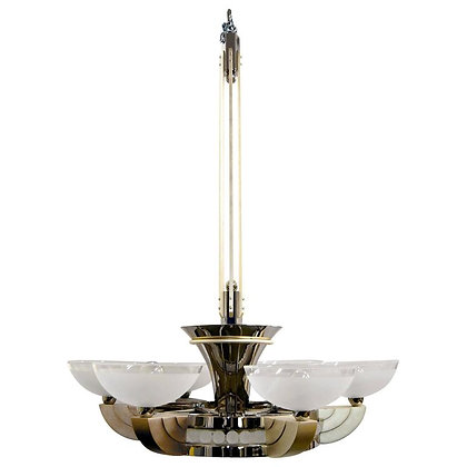 Odette Chandelier by Sally Sirkin Lewis for J. Robert Scott