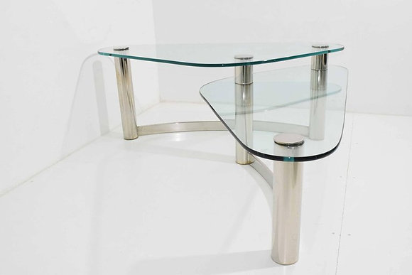 Pace Collection Two-Tier Coffee Table