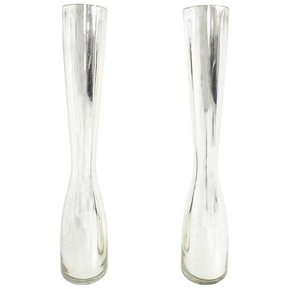Large Mercury Vases