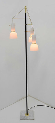 Italian Floor Lamp attributed to Stilnovo