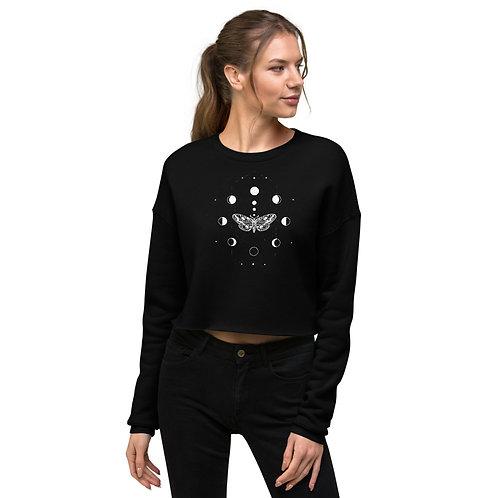 Moth Crop Sweatshirt