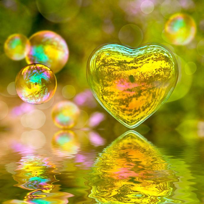 Bubbles of Love