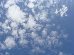 Clouds and Blue Skies