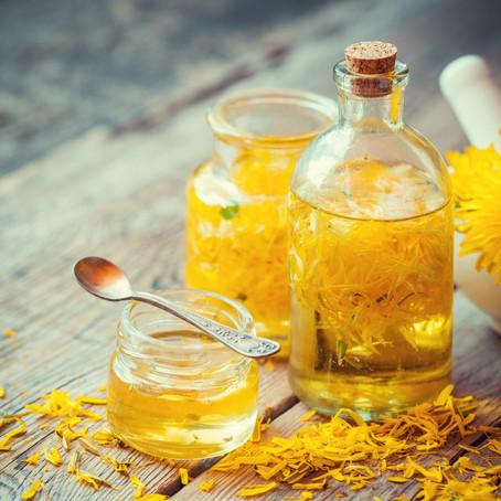 Dandelion Oil