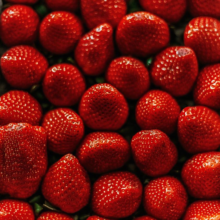 Strawberry Barn Breakfast Buffet