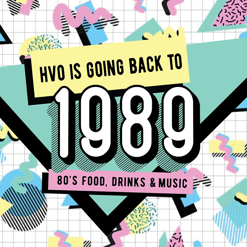 Open the Yearbook - We are going back to 1989