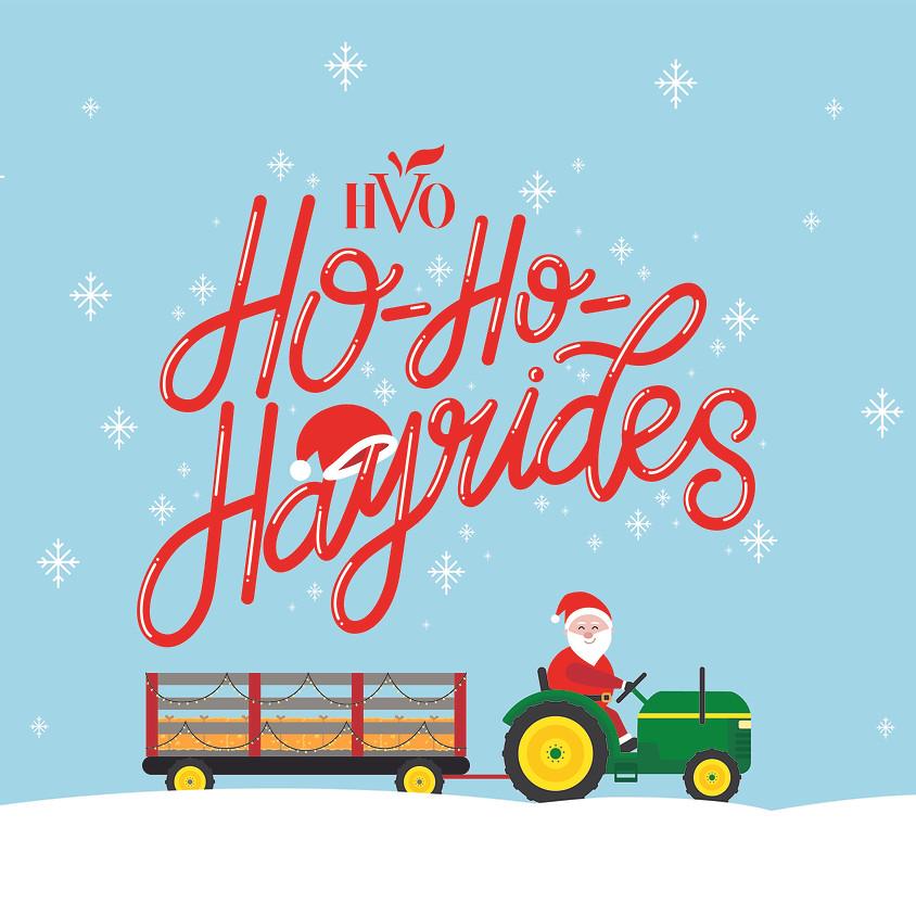 HVO Ho-Ho-Hayrides! Registration is FULL