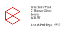 Grant Mills Wood Logo