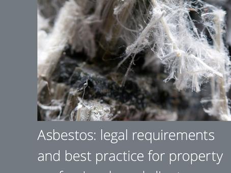 Hot Topic Highlight – RICS 4th Edition Guidance Note Asbestos