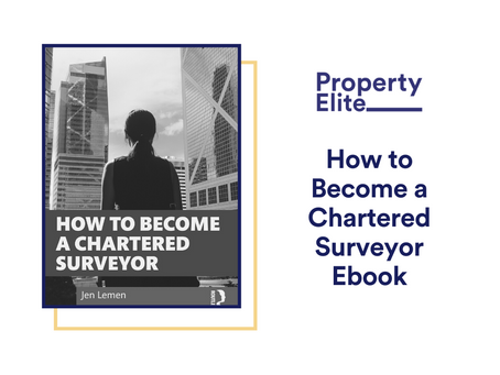 Book Launch! How to Become a Chartered Surveyor