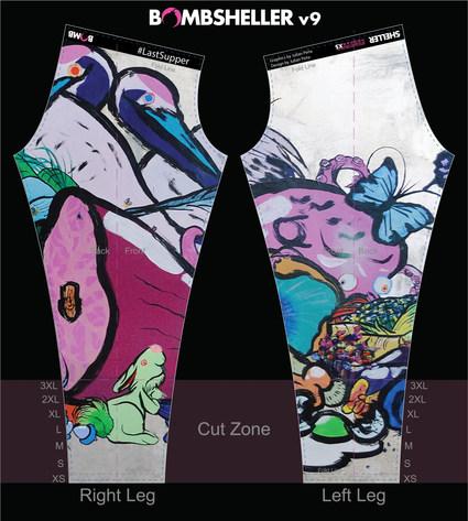 Bombsheller Yoga Pants Design.jpg