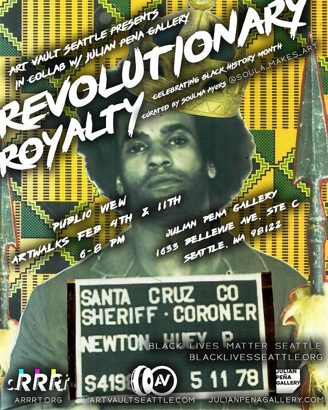 JulianPeñaGallery_Revolutionary_Royalty
