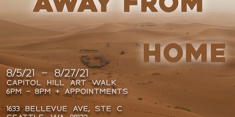 Home Away From Home Group Art Show