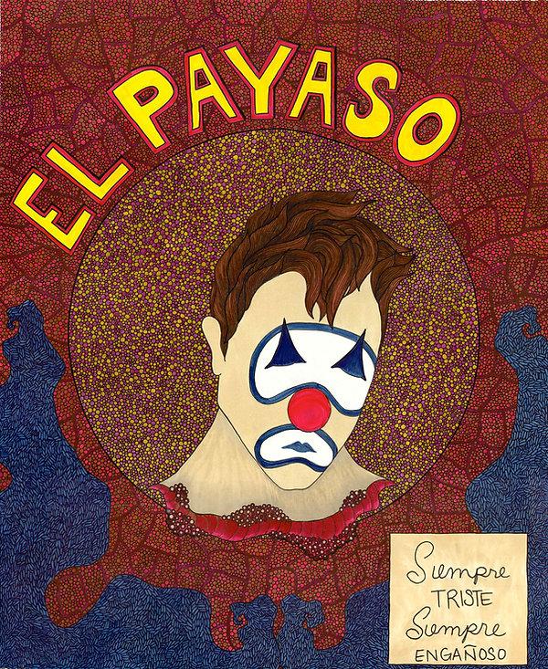 JulianPeñaGallery_ST_Rivera_ElPayasoSi