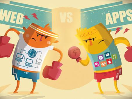 App x Web: Qual a Melhor Escolha para sua Empresa?