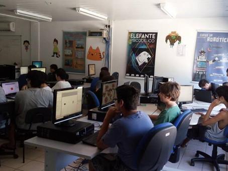 Projeto Novos Talentos da SC Games