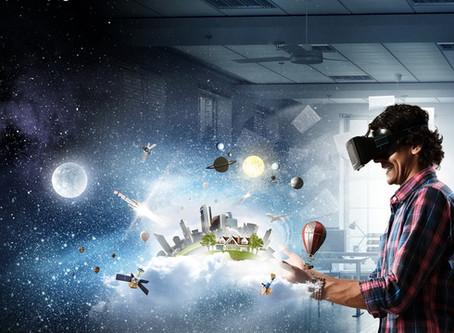 AI, AR e VR em Aplicativos Mobile, um novo nível na Experiência do Usuário.