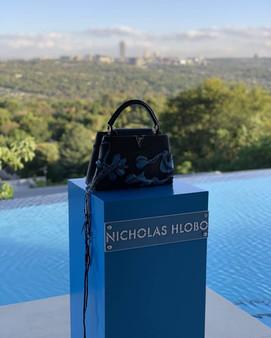 Nicholas Hlobo's Handbag for Louis Vuitton
