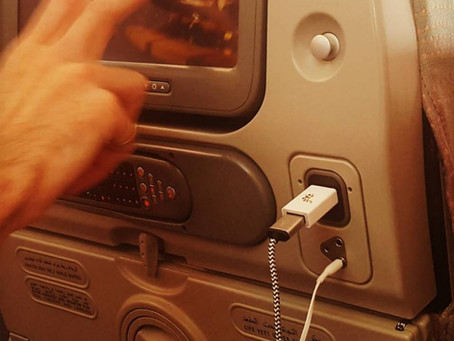 Is there a growing crime within mobile charging stations and car USB stations?