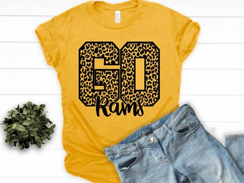 GO RAMS GOLD