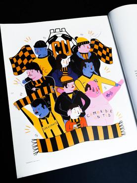 Stiles Magazine Issue One