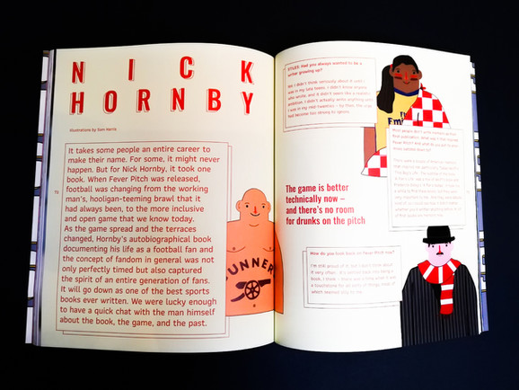 SAM-HARRIS-2021-Nick Hornby Double Page.