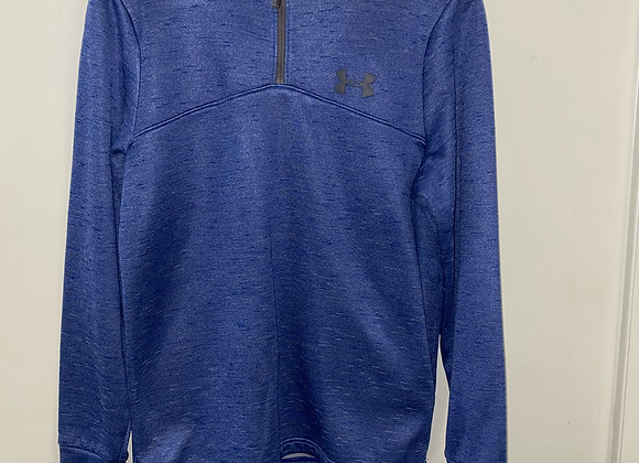 Men's Small Blue Under Armour Pullover