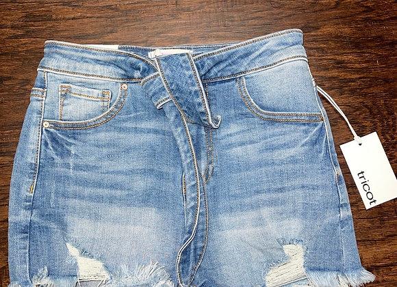 Ladies small Tricot shorts