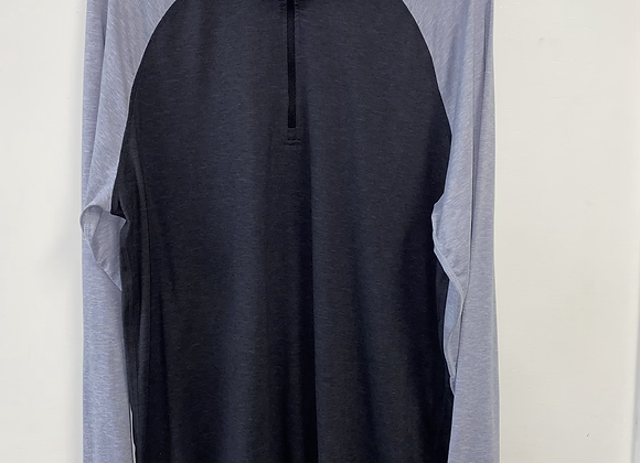 Men's Large Gray Gaiam Pullover