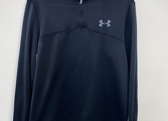 Men's Small Black Under Armour Pullover